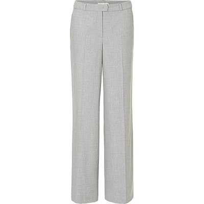 Betty & Co. Wide leg trousers, Grey