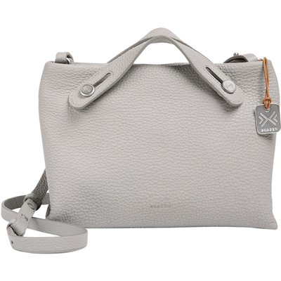 Skagen Ladies mikkeline leather mini satchel, Grey