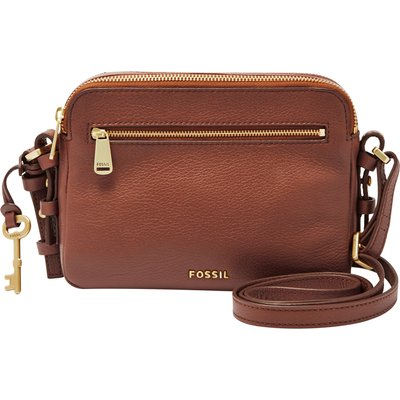 Fossil ZB6865200 piper toaster crossbody, Brown