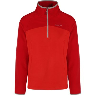 Men's Craghoppers Ionic II Half Zip, Red