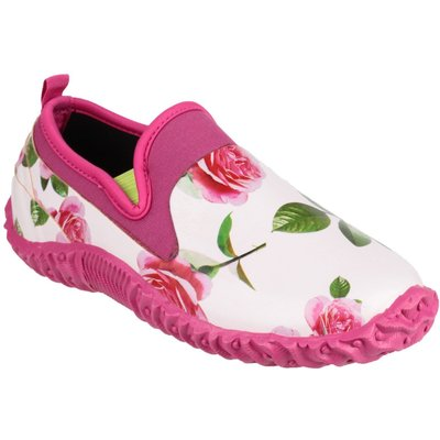 Cotswold Tindal waterproof garden shoes, Rose