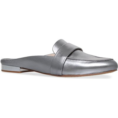 Vince Camuto Isaura loafers, Silver