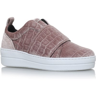 Kurt Geiger London Labelle trainers, Pink