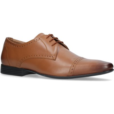 KG Kilkeel Oxford Shoes, Tan
