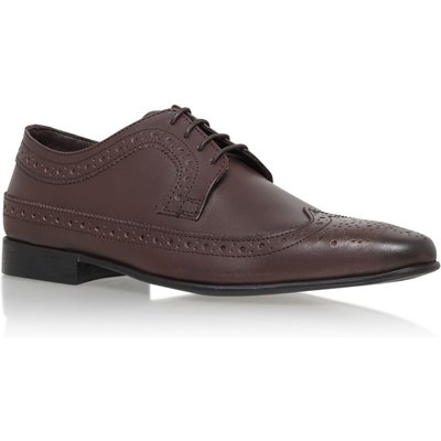 KG Eccleshall Lace Up Leather Shoe, Brown