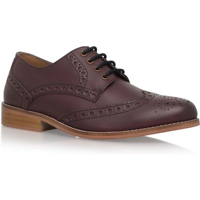 KG Gloucester Lace Up Brogues, Red