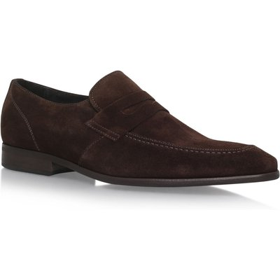 KG Gingers slip on shoes, Brown
