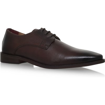 KG Zac Flat Lace Up Shoes, Brown
