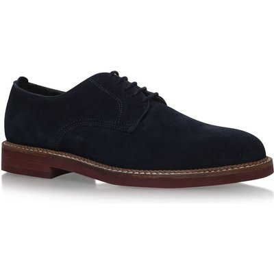 KG Harper flat lace up shoes, Blue