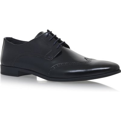 KG Kirkby flat lace up shoes, Black