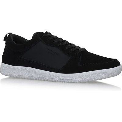 KG Younge Flat Lace Up Sneakers, Black