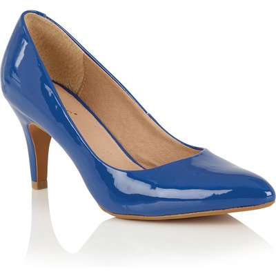 Lotus Blithe courts, Blue