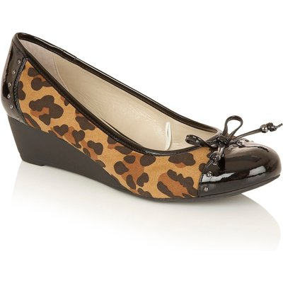 Lotus Quick wedges, Leopard