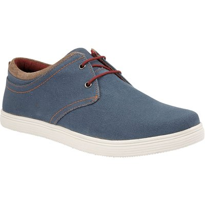 Lotus Since 1759 Mansell casual lace up shoes, Denim