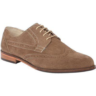 Lotus Since 1759 Larkin lace up brogues, Sand