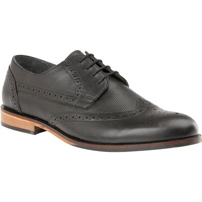 Lotus Since 1759 Denford Brogues, Black