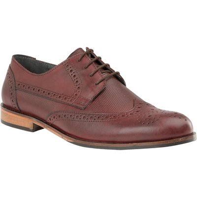 Lotus Since 1759 Denford Brogues, Red