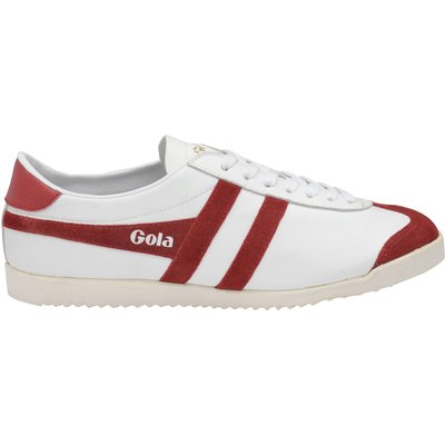 Gola Bullet leather lace up trainers, Multi-Coloured