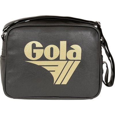 Gola Redford 72, Black/Gold Crackle