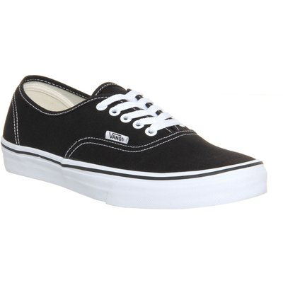 Vans Authentic trainers, Black/White
