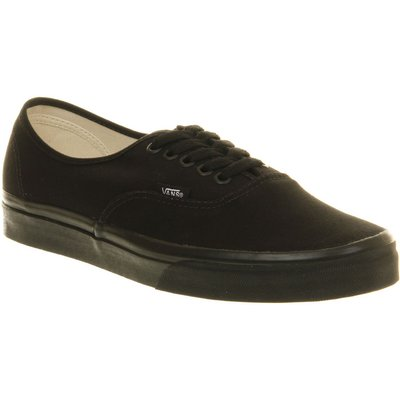 Vans Authentic Vans Trainer, Black
