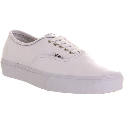 Vans Authentic Leather Trainer, White