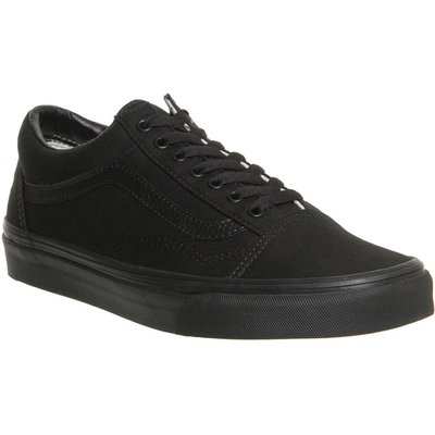 Vans Old skool trainer, Black