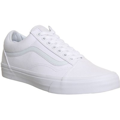 Vans Old skool trainers, White
