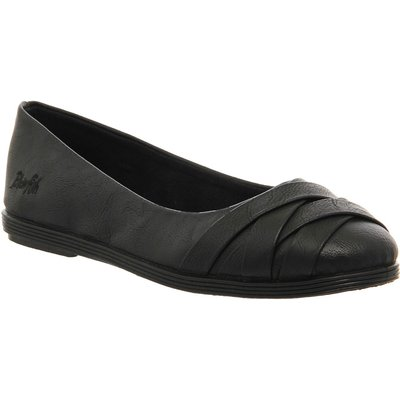 Blowfish Glo pump flats, Black
