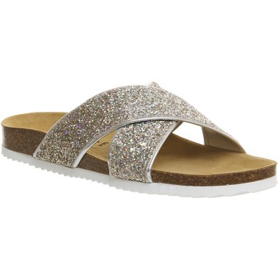 Office Hoxton 2 sandals, Silver