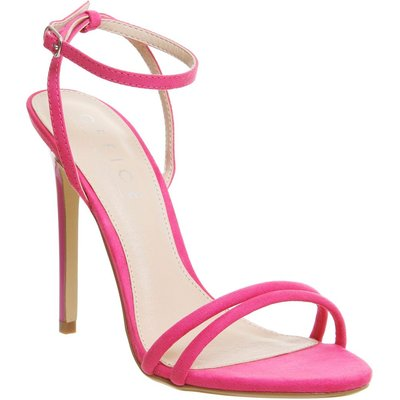 Office Hibiscus Sandals, Pink