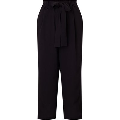 James Lakeland Crepe Culottes, Black