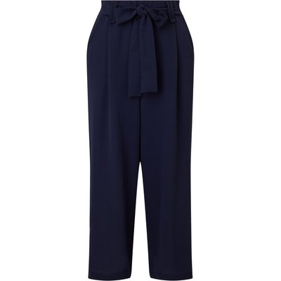 James Lakeland Crepe Culottes, Blue