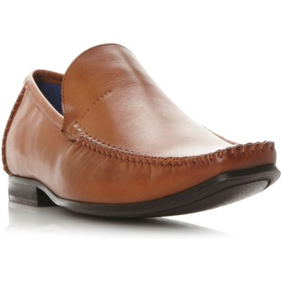 Ted Baker Bly moccasin loafers, Tan