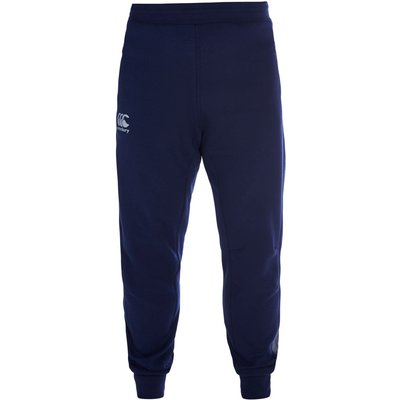 Men's Canterbury Tapered Fleece Pant, Blue