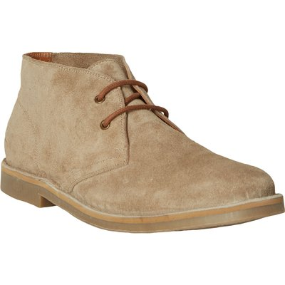 White Stuff Mens Unlined Desert Boot, Sand