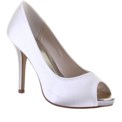 Rainbow Club Jennifer court shoes, White