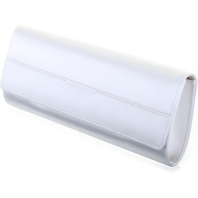 Rainbow Club Greta clutch bag, White