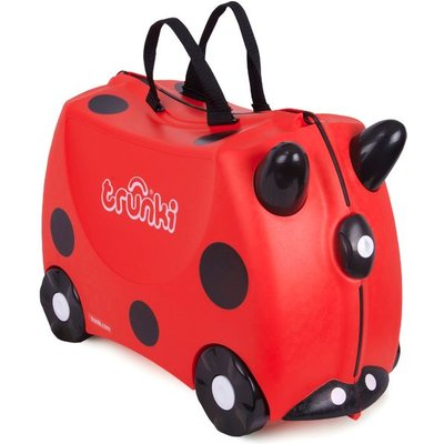 Trunki ride-on suitcase Harley Ladybug