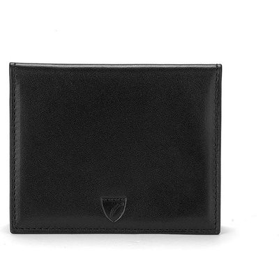 Aspinal of London ID & Travel Card Case, Black