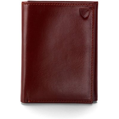 Aspinal of London Trifold Wallet Smooth Cognac, Cognac