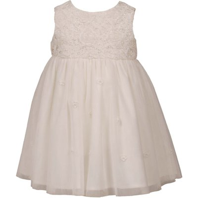 Heritage Girls Lily Dress, White