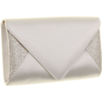 Rainbow Club Diane clutch bag, White