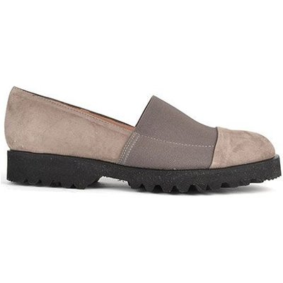Elia B Easy track loafers, Taupe