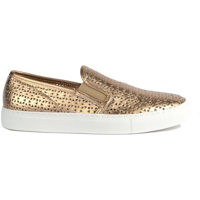 Elia B Polo trainers, Rose Gold