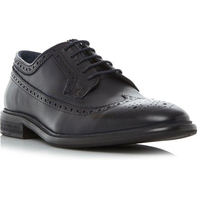 PS By Paul Smith Malloy Wingtip American Brogue Shoes, Blue
