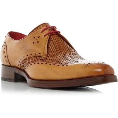 Jeffery West Passenger gibson shoes, Tan
