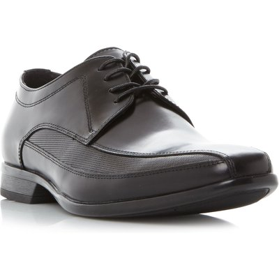 Kenneth Cole Extra Distance Tramline Gibson Shoes, Black