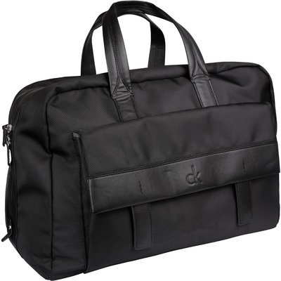 Calvin Klein Golf Holdall bag, Black