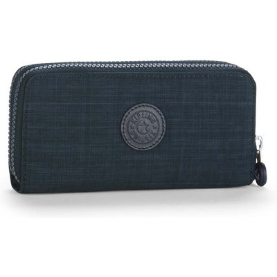 Kipling Uzario BP large wallet, Blue